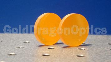 硒化锌(ZnSe)平凹球面透镜