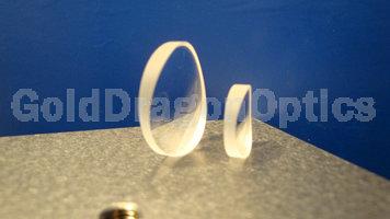 紫外熔石英(JGS1)平凹圆柱面透镜
