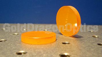 硒化锌(ZnSe)圆形窗口