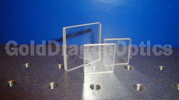 氟化钙(CaF2)方形窗口