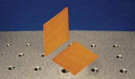 硒化锌(ZnSe)方形窗口